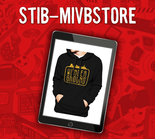 Shop on STIB-MIVBSTORE.BRUSSELS <br />Discover the Wunderground Collection