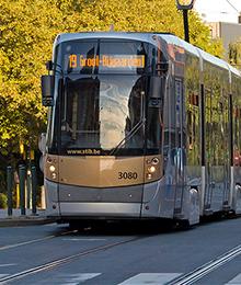 Tram 19 - travaux