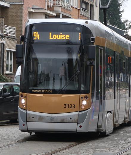 Tram 94, bus 41 – werkzaamheden Woudlaan