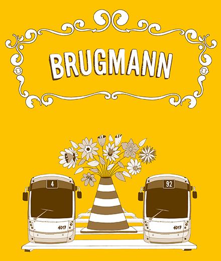 Tram 4, 92 – Travaux Vivaqua avenue Brugmann.