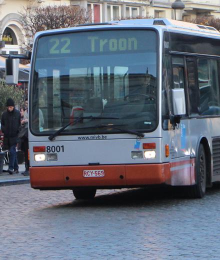 Buslijn 22 afgeschaft