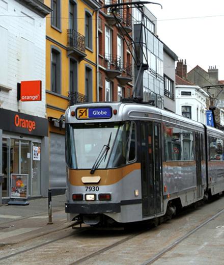 Tram 51 - Rommelmarkt Horzel