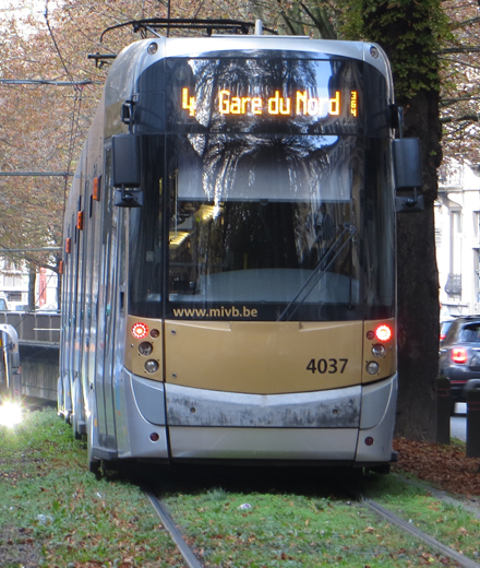 Tram 3, 4, 32, 82 – interruption between Rogier and Gare du Midi