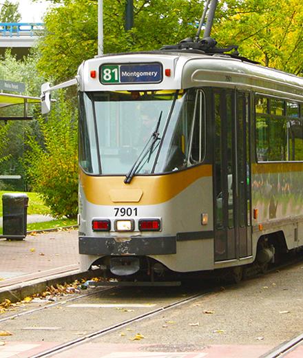Tram 81 - Interruption entre Gare du Midi et Marius Renard
