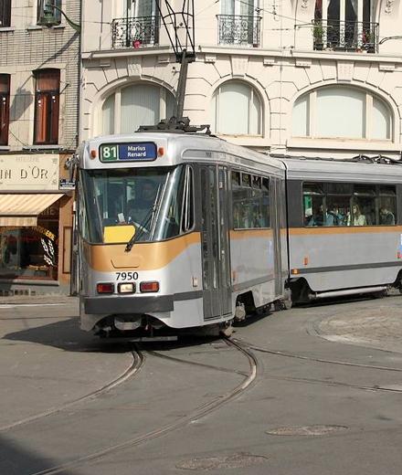 Tram 81, 97 bus 48, N12 - werken in Sint-Gillis