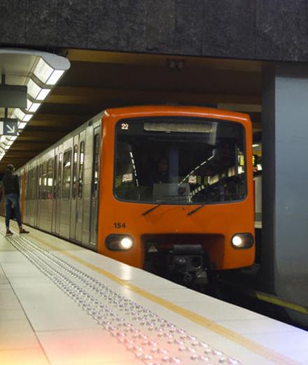 Metro 2, 6 - Onderbreking tussen IJzer en Elisabeth