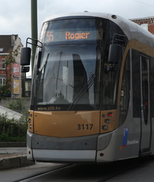 Tram 32 55 92 bus 58 59 – travaux à Schaerbeek