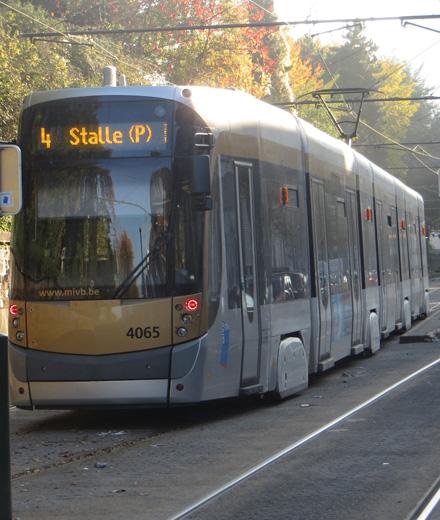 Tram 3, 25, 32, 55 - interruption