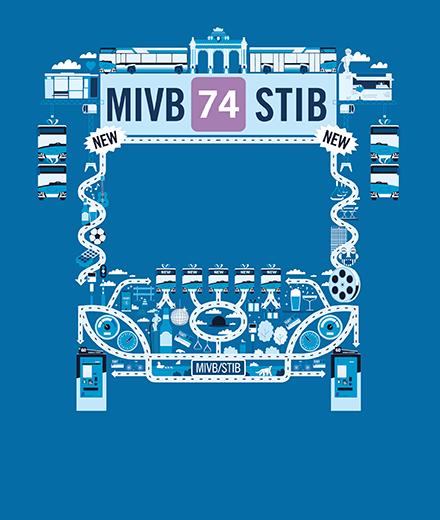 Découvrez le nouveau bus 74