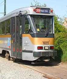 Tram 39 – Travaux place Dumon