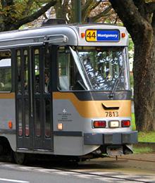 Tram 39, 44 – Werken de Villalobar