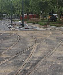 Bus 13-14-15-53-84 - Aménagement tram 9