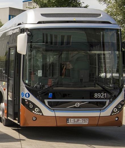 La STIB a choisi ses bus hybrides