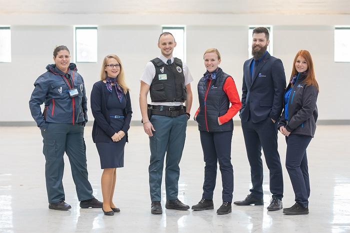 nouveaux uniformes STIB