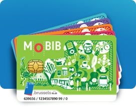 MOBIB Basic card